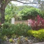 Jardinería Entrada